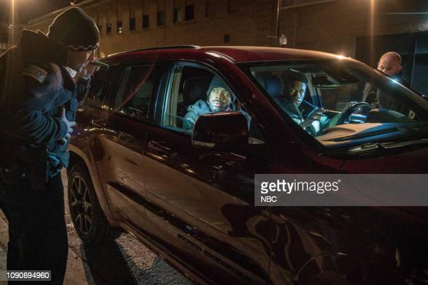 """Night In Chicago"""" Episode 613 -- Pictured: LaRoyce Hawkins as Kevin Atwater, Phillip Johnson-Richardson as Daryl Ingram --"""