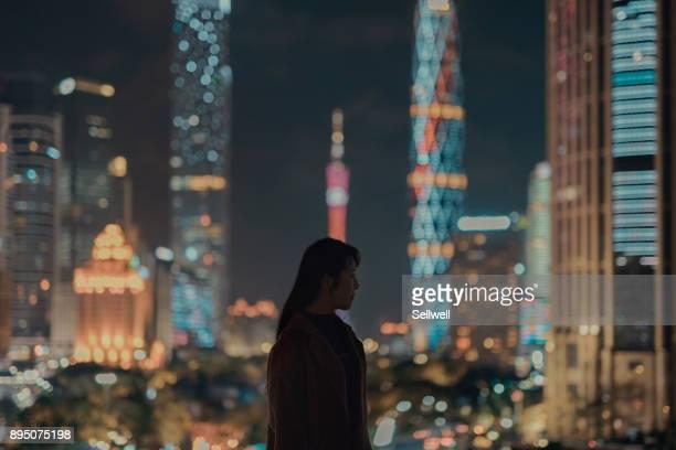 CBD Night in Guangzhou
