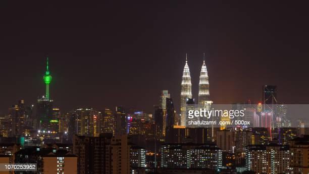 Night in Kuala Lumpur