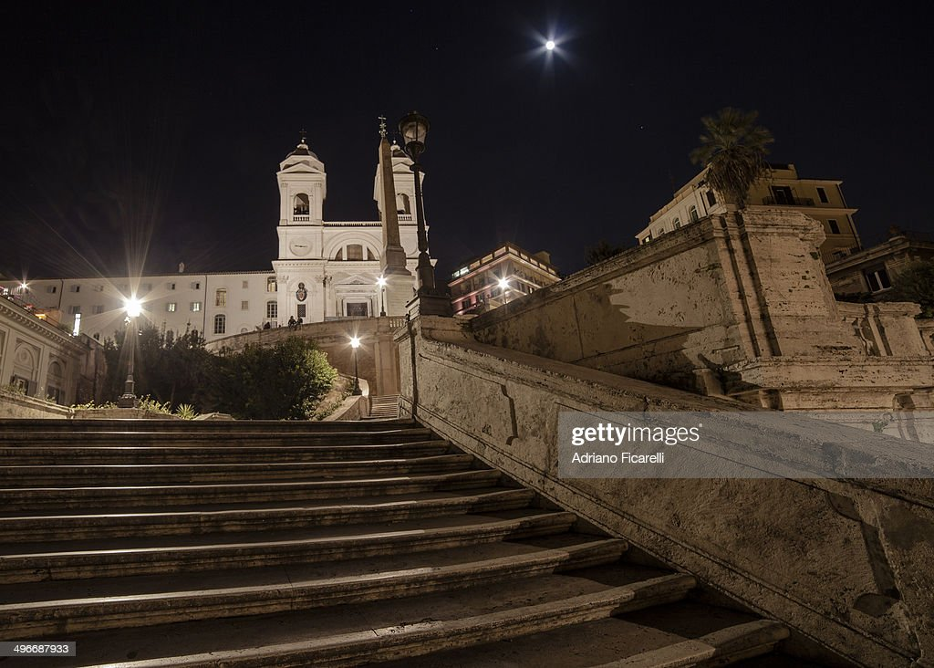 A night in Rome : Stock-Foto