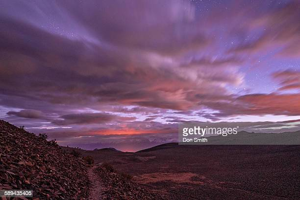 night in the white mountains - don smith stock pictures, royalty-free photos & images