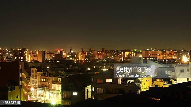 Night in Yokohama