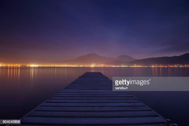 night jetty