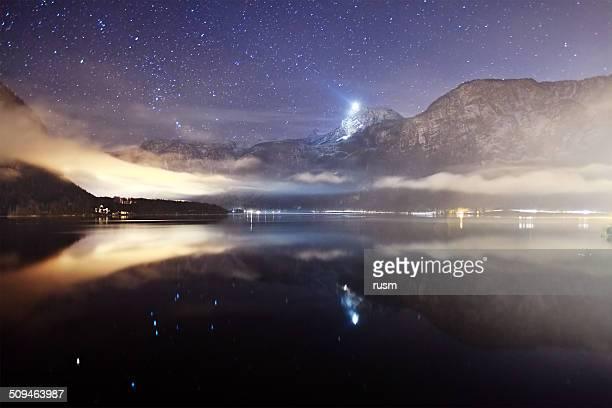 Nacht-See, Österreich