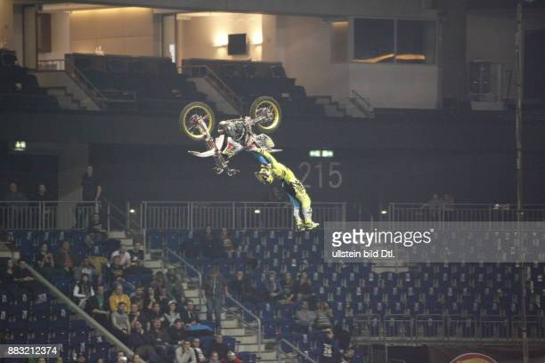 Night of the Jumps am in der Mercedes Benz Arena in Berlin