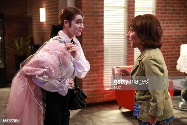 NEWS 'Night of the Living Screen' Episode 205 Pictured Briga Heelan as Katie Andrea Martin as Carol