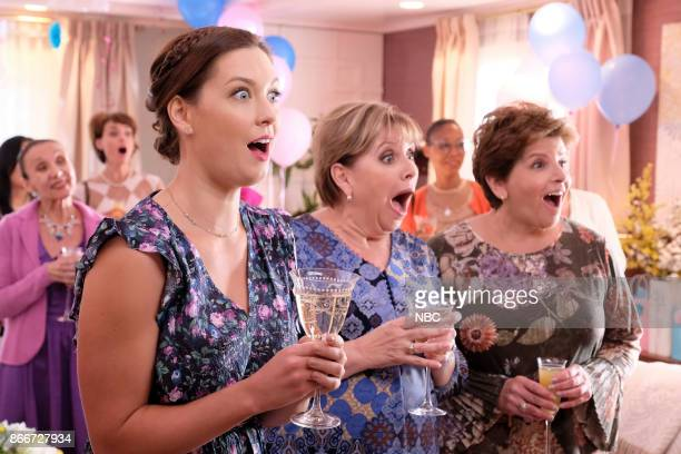 NEWS 'Night of the Living Screen' Episode 205 Pictured Briga Heelan as Katie