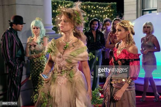 NEWS 'Night of the Living Screen' Episode 205 Pictured Briga Heelan as Katie Nicole Richie as Portia