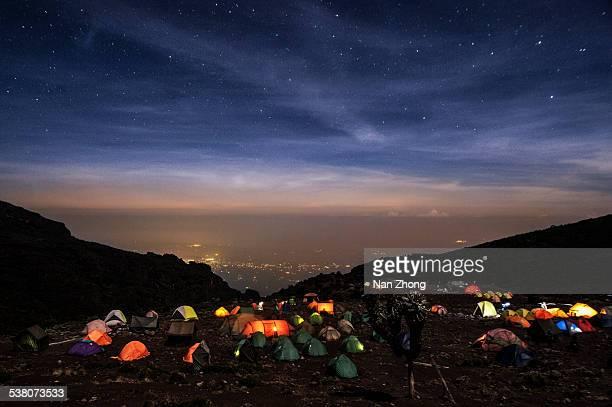 Night on Kilimanjaro