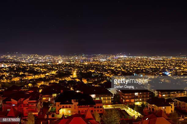 Night over Cluj Napoca