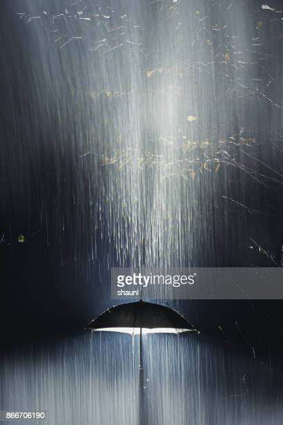 night rains - torrential rain stock pictures, royalty-free photos & images