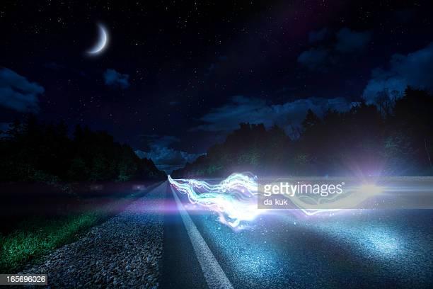 Nuit ride