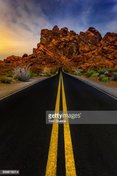 Night Road - Valley of Fire