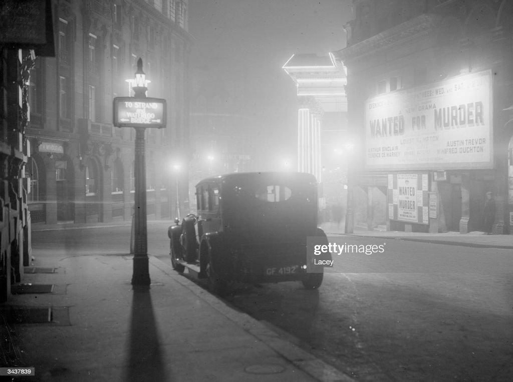 London Night : News Photo