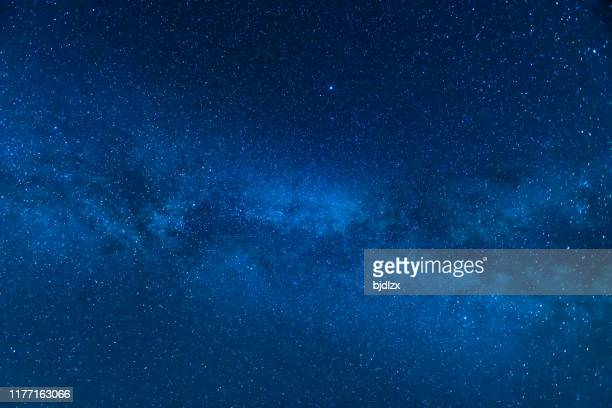 night scene milky way background - magician stock pictures, royalty-free photos & images