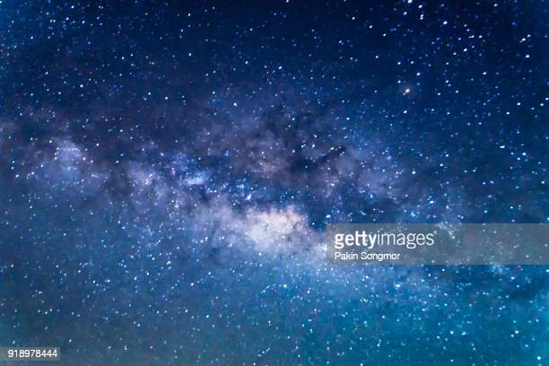 night scene milky way background - space stock pictures, royalty-free photos & images