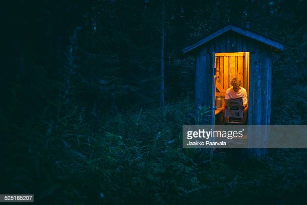night shift - men taking a dump stock pictures, royalty-free photos & images
