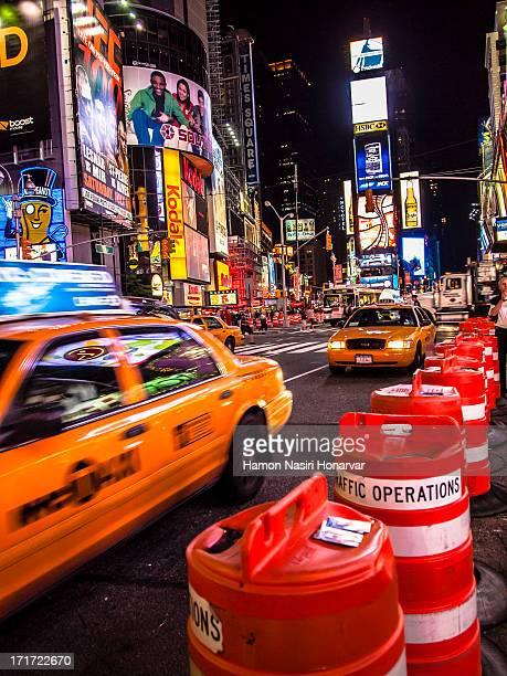 CONTENT] Night shot while walking through Times Square