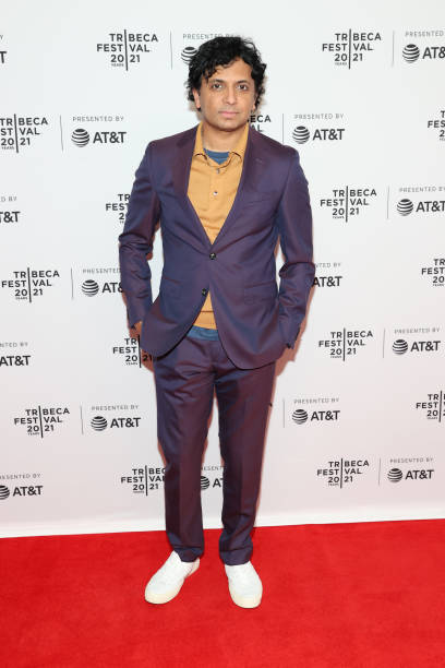 NY: Tribeca Talks: M. Night Shyamalan - 2021 Tribeca Festival