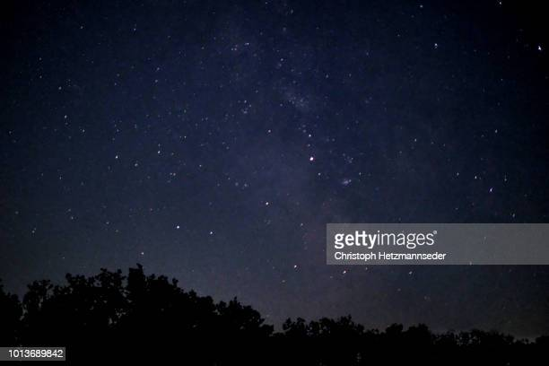 night sky - star shape stock pictures, royalty-free photos & images