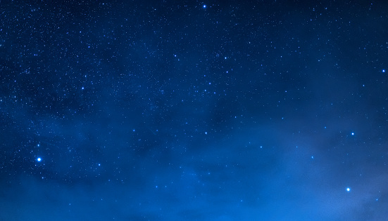 Night sky - gettyimageskorea