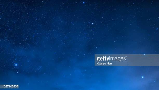 night sky - himmel stock-fotos und bilder
