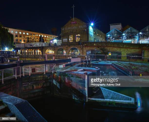 Night Time at Camden Lock