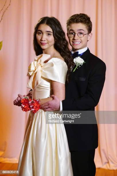 THE GOLDBERGS 'A Night to Remember' It's prom night and all three Goldberg kids have big plans which go awry Barry plans big romantic gestures for...