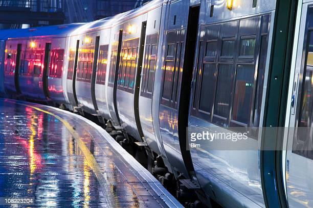 Night Train, London, England