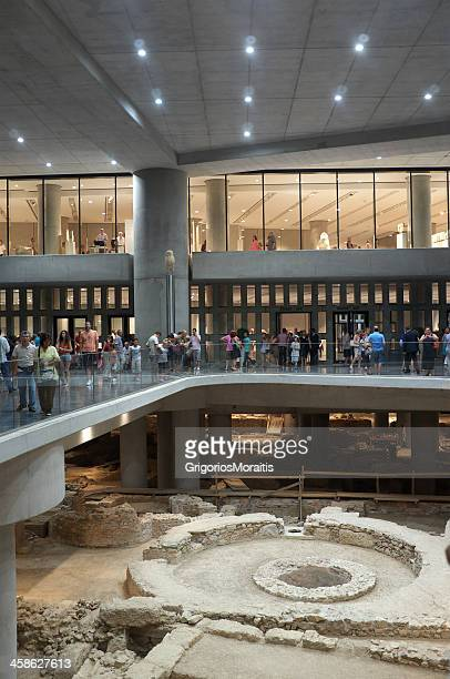 Night Visit at the Acropolis Museum