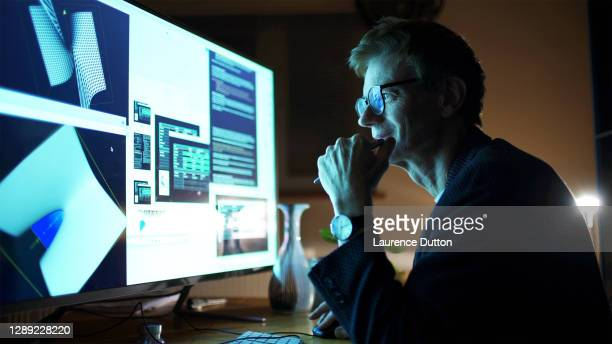 night work design engineer - design professional stock pictures, royalty-free photos & images