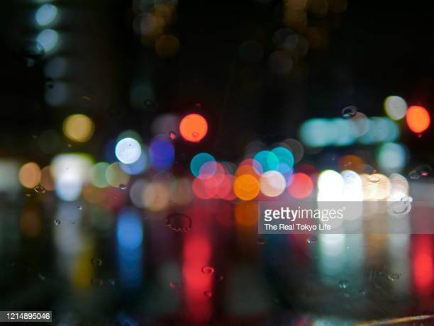 night_rain_1360507.jpg - セレクティブフォーカス ストックフォトと画像