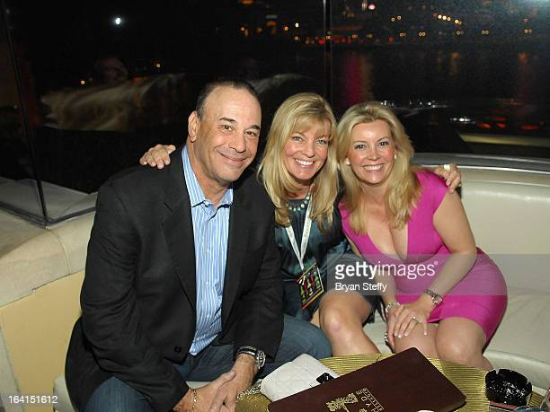 Nightclub Bar Media Group President and host and CoExecutive Producer of the Spike television show Bar Rescue Jon Taffer Nancy Hadley and Nicole...