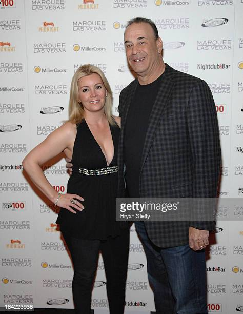 Nightclub Bar Media Group President and host and CoExecutive Producer of the Spike television show Bar Rescue Jon Taffer and his wife Nicole Taffer...