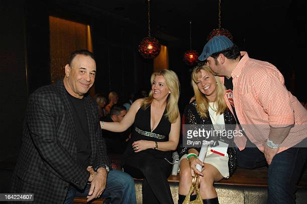 Nightclub Bar Media Group President and host and CoExecutive Producer of the Spike television show Bar Rescue Jon Taffer his wife Nicole Taffer Nancy...