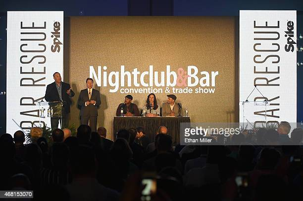 Nightclub Bar Media Group President and host and CoExecutive Producer of the Spike television show 'Bar Rescue' Jon Taffer Owner and President of...