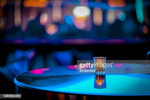 Miraculous Nightclub Bar Scene Of Abstract Nightlife With Candle And Home Interior And Landscaping Pimpapssignezvosmurscom