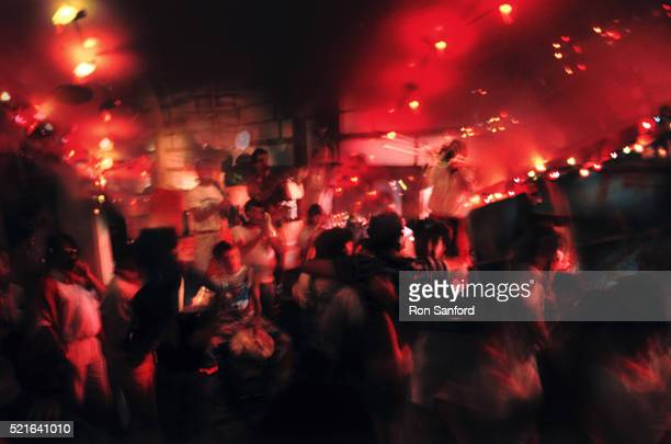 nightclub excitement - entertainment club stock pictures, royalty-free photos & images