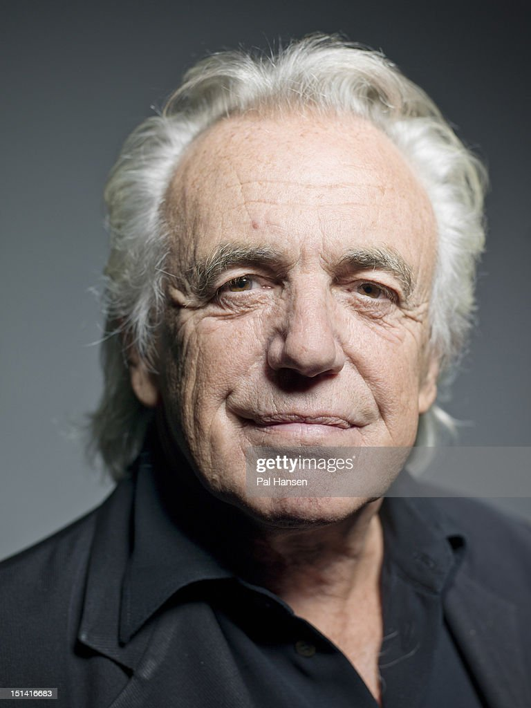 Nightclub owner Peter Stringfellow is photographed on April 26, 2012 in London, England.