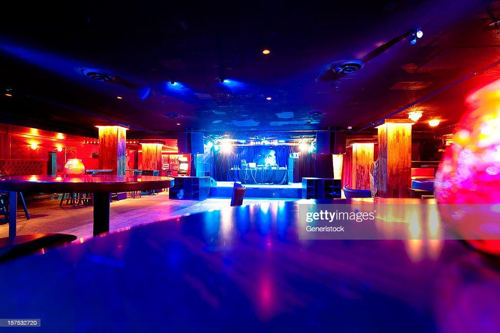 Nightclub : Stock Photo