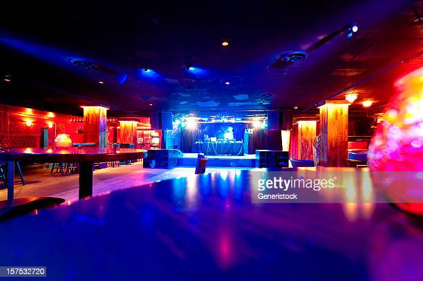nightclub - dancing stockfoto's en -beelden