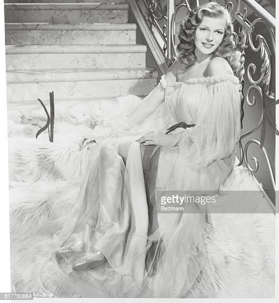 Nighties are 'Costumes' Lingerie This is a Costume Well that's what Hollywood calls this number worn by Rita Hayworth In the lexicon of the Johnston...