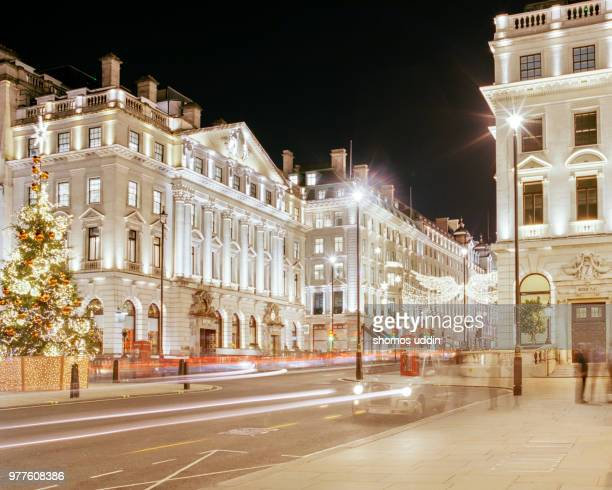 nightlife along streets of london - west end london stock pictures, royalty-free photos & images