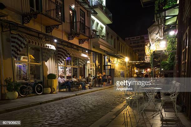 Nightlife in Greece