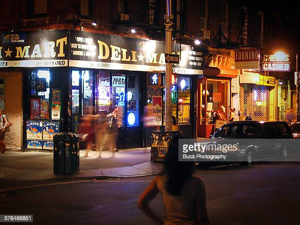 Nightlife in Williamsburg, Brooklyn, NYC