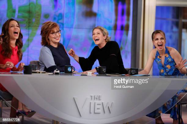 THE VIEW Nightline's Byron Pitts is the guest Thursday May 18 2017 on Walt Disney Television via Getty Images's The View The View airs MondayFriday...