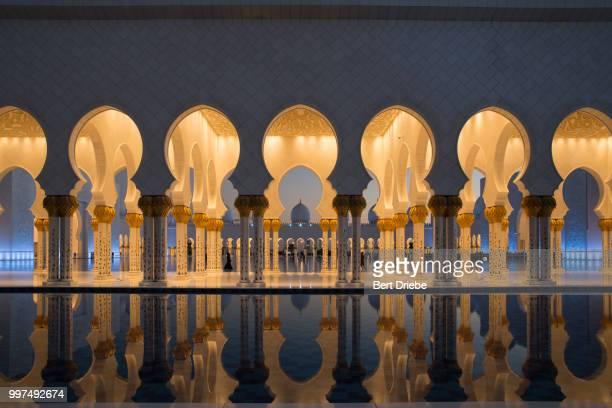 1001 nights in Abu Dhabi