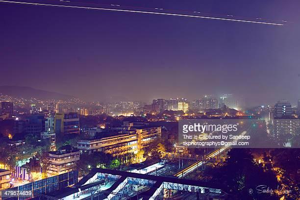 Nightscape Mumbai