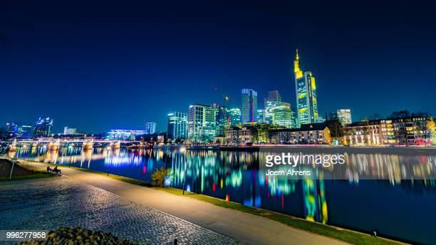 Nightshot from frankfurt (Germany)