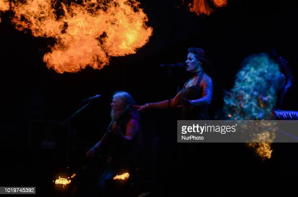 Apocalyptica performs during Varna Mega RockThousand of people attended the first edition of Varna Mega Rock which took part at Port of Varna on...